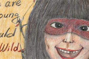 [活動] 自然捲奇哥的一百張手繪超殺女計畫