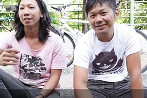 [影片] 小肆與米奇鰻的WILD